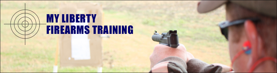 My Liberty Firearms Training